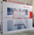 3x3 Trade show display tensão banner tecido pop up fundo
