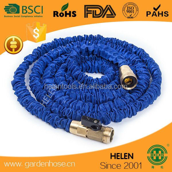 3 times magic expandable pocket Expandable Watering Hose with Multipurpose Sprayer,As Seen on TV Pocket Hose in Color Gift Box