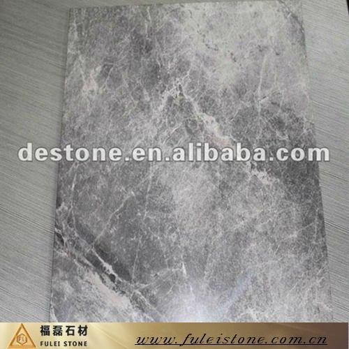 Marble Stone Factory Grey Marble Slab Silver Ermine Tile