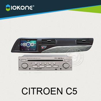 Hot Sale Reliable Quality Oem Citroen C Car Dvd Gps Navigation System For Used Car Dealers