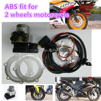 2 Or 3 Wheels Motorcycle Parts Anti Lock Braking System Fit For