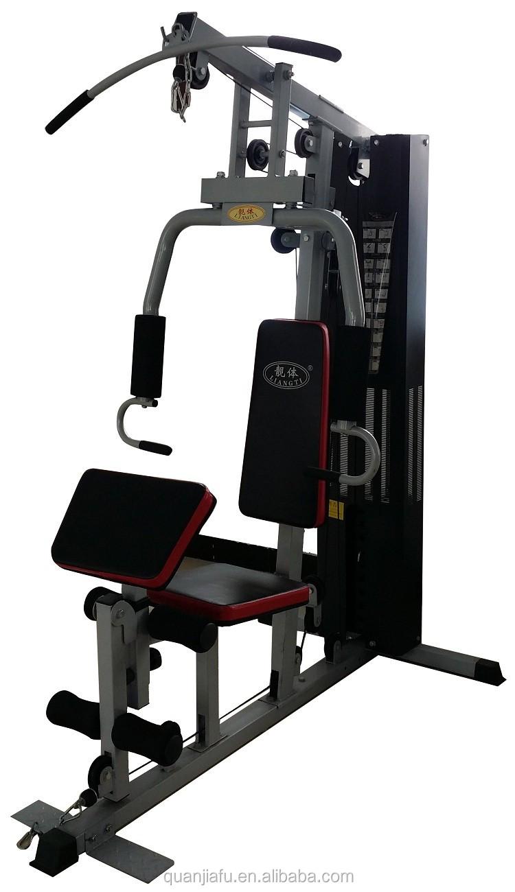 Casa aparatos de ejercicios de una estaci n multifunci n for Productos gimnasio