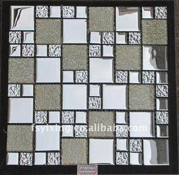 Wt019 Lustro In Ceramica Smaltata Mattonelle Di Mosaico A Parete ...