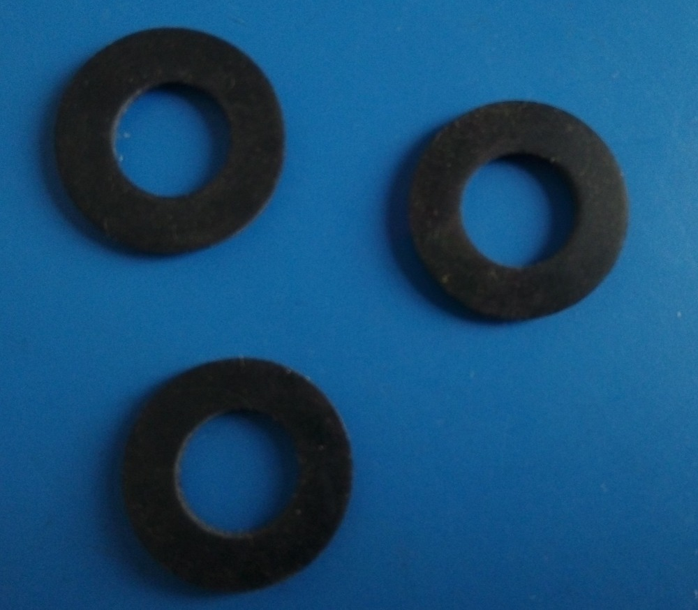 M6x12x2 Rubber washer Insulation washer 1000 pieces