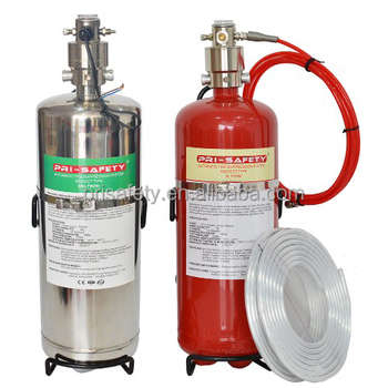 High Performance Kitchen Hood Fire Suppression System,Wet Chemical ...