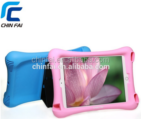 7.9 inch Tablet Case for IPAD Mini1/2/3 Silicone Shockproof Case with Protective Corner