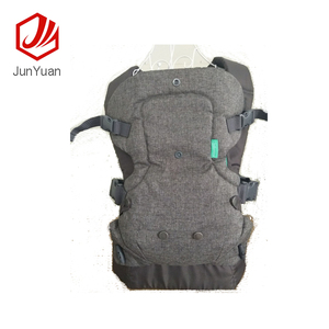 JunYuan 4 in 1 Ergonomic Baby Wrap Baby Doll Carrier