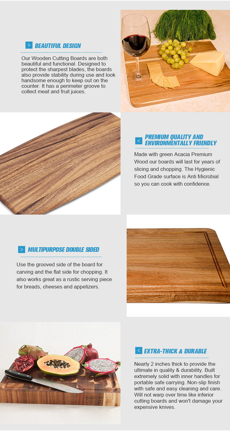 Laser carver unfinished wooden cutting board