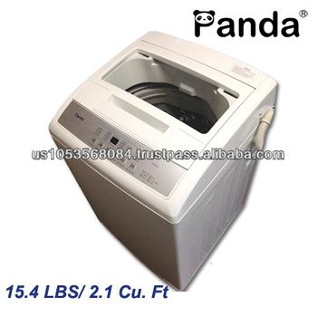 Panda Compact Portable Washing Machine 15 4lbs With Csa Certification