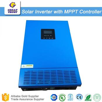 Multifunctional Solar Inverter Grid Tie 5kva Inverter Circuit