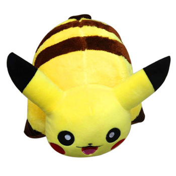 76e20e53d6398d Best-selling nieuwe collectie pp zachte leuke pokemon Pikachu vouwen knuffel