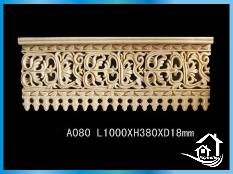 Western Style Decorative Cast Stone Moulding