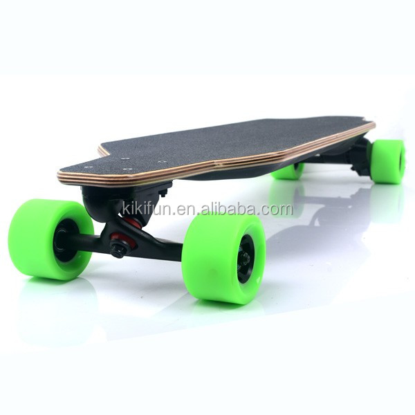 2017 BOARD best cheap 40-60km range per charge 2 motor electric skateboards for Christmas in LA warehouse Europe warehouse, Black;white;green;blue;red;orange;pink and etc