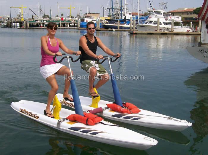 Water Park Games Water Surf Bike Buy Surf Bike Aqua Bike