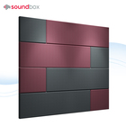 Office Wall Paneling Sound Absorption Fabric