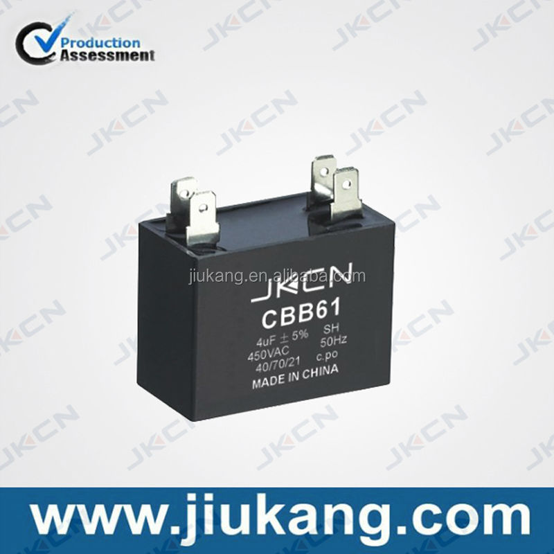 Electric Fan Capacitor, Electric Fan Capacitor Suppliers and ...