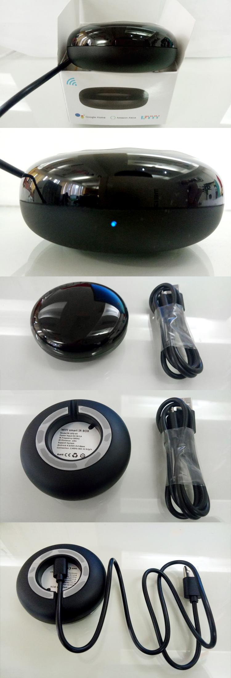 2019 US 2 Gang WIFI Switch Smart Home Automation dan Menyentuh Dinding Switch untuk Otomatisasi Rumah