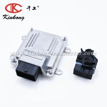 Terrific Kinkong 48Pin Auto Ecu Pcb Aluminum Enclosure Box Engine Control Wiring Digital Resources Attrlexorcompassionincorg