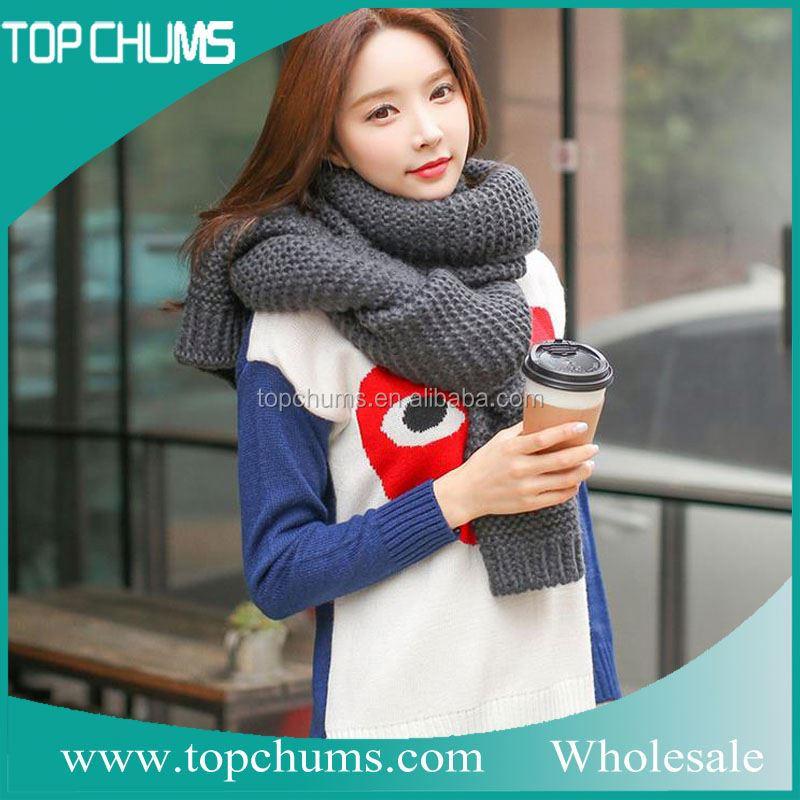 Venta al por mayor patrones bufandas a crochet-Compre online los ...