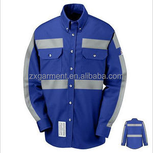 OEM fire Resistant Fabric Working Jacket ALI CHINA