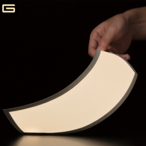 Round White Lighting Strips Square Dimmable LG Oled Sheet light panel Buy