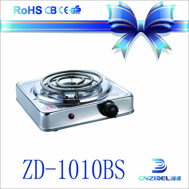 cheap small electric stove top built in burner