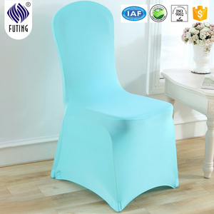 Chair Protective Slipcover Stretch Dining Chair Seat Cover Case for Banquet Party Hotel