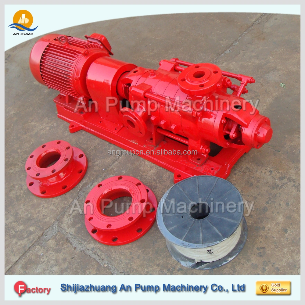 multistage ocean pump sea water pump