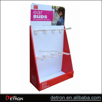 Special Style Fine Cardboard Mobile Phone Display Stand