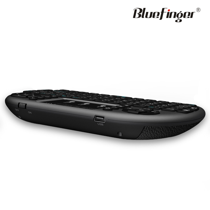 Promotional i8 2.4ghz mini wireless keyboard