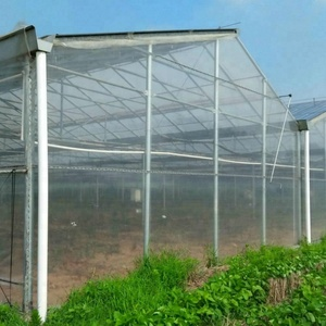 Solar Agriculture Green House Ground PV Mounting System Solar Energy Power Plant Farm Mounting Racking