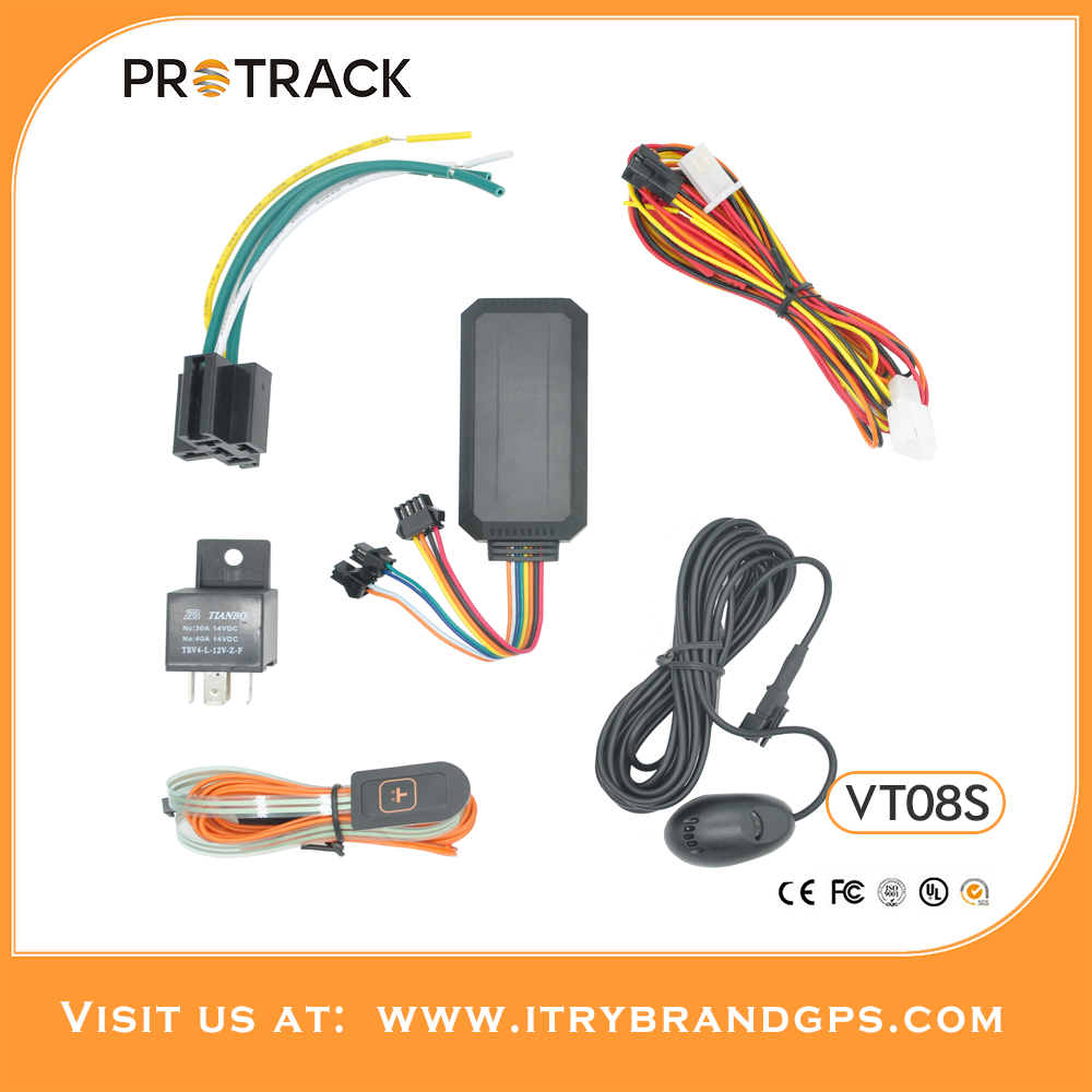 Original gps vehicle tracker GPS tracker TK102B with SOS alarm&TF storage PCBA with OEM services VT08S