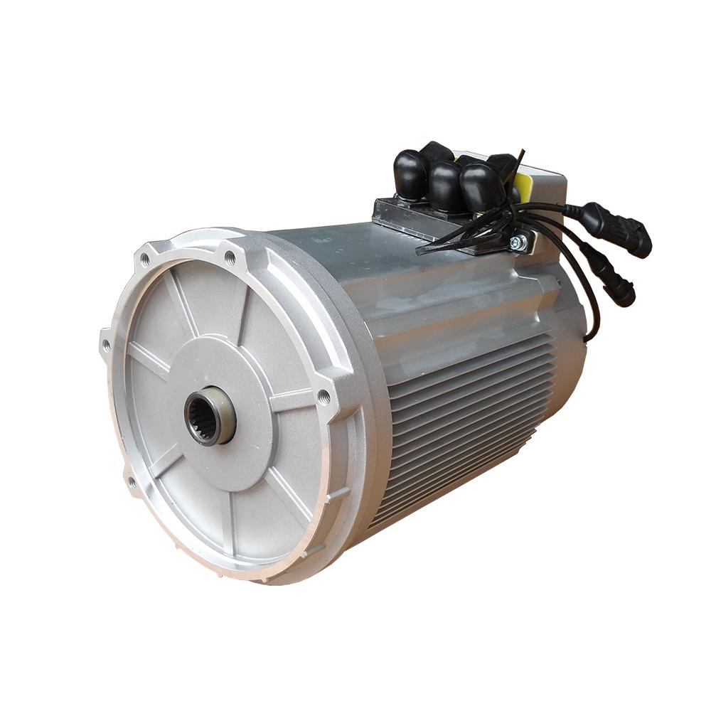 موتور Electrico Autokitp الفقرة كوشي كامبيو دي Gaslina A Electrico 60V 20kWh Bataraidh ليثيوم مركبة كهربية فرش DC موتو