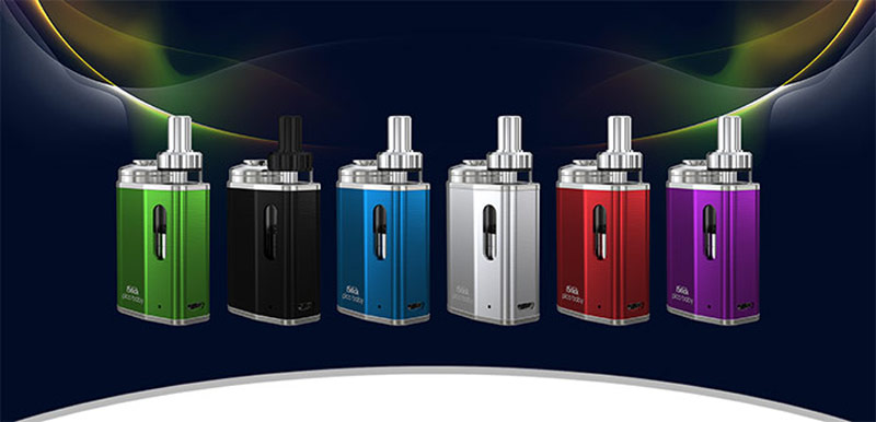 Ultra Portable Eleaf iStick Pico Baby Kit 1050mAh With Refined Airflow System