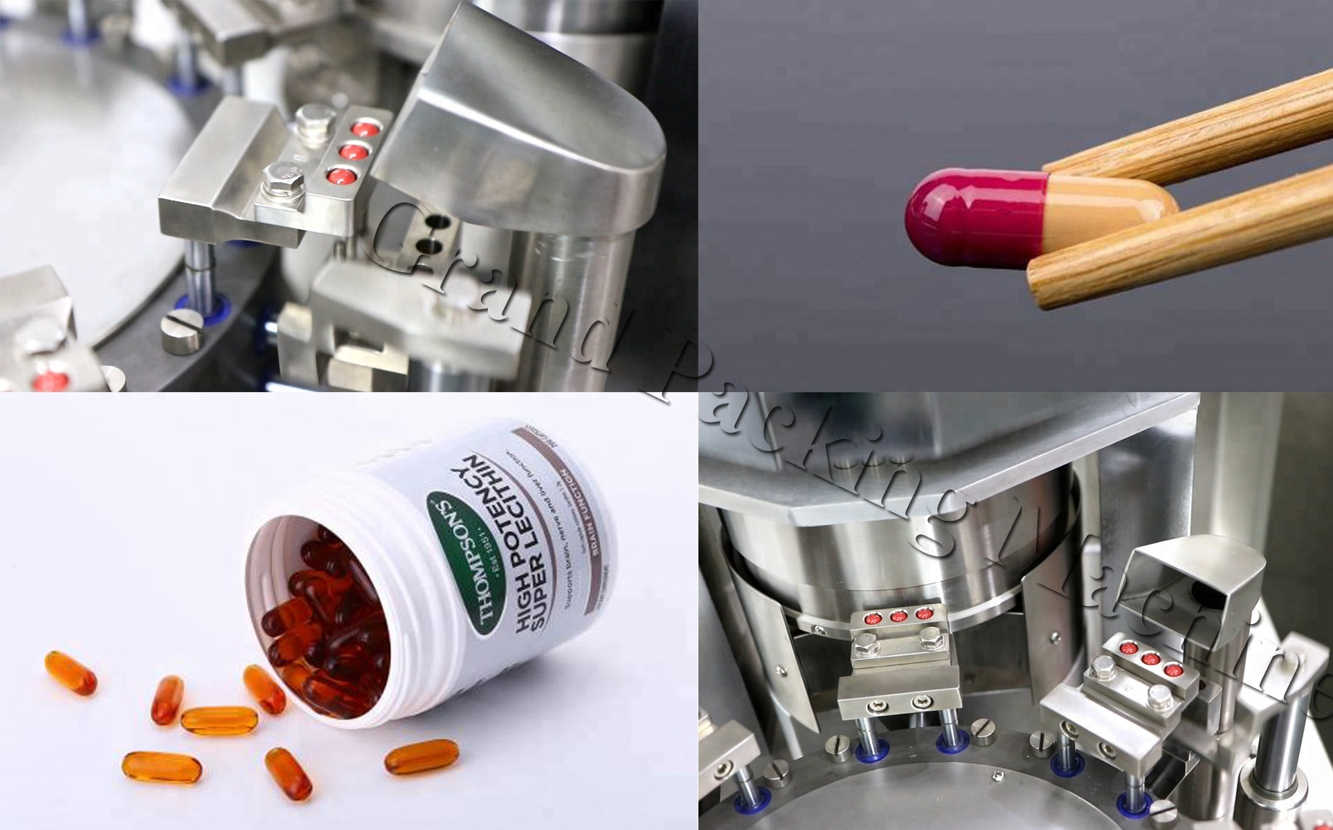 prix de la machine de remplissage automatique des capsules
