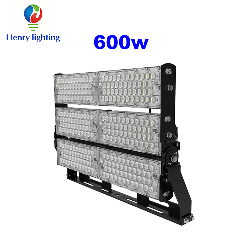 Newest Design LED High Mast Light Outdoor Court LED Flood Lighting Waterproof IP65 High cost performance Hot sale