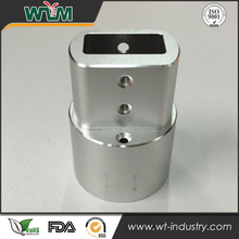 optical usage cnc machined aluminum parts/part for electronic accessory