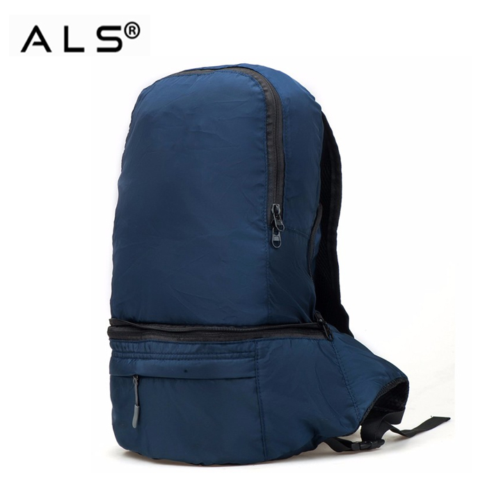 China offer selling lightweight fashion foldable backpack waterproof