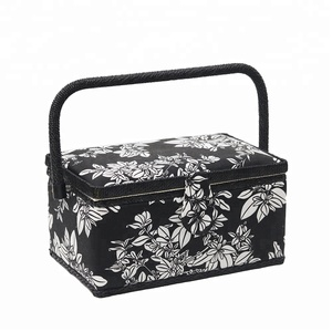 laundry foldable rattan wholesale gift folding wooden storage plastic wicker sewing basket