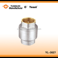 Good Quality Factory Wholesale Cheap Price Standard YL-3027 Thread Bronze 3/4