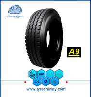 Best tires Company A9 1200R20 Sideslip resistance Reliable quality Redial truck tyre