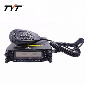 TYT TH-9800 Quad Band mobile radio 29/50/144/430MHZ Cross Band Mobile Car ham Radio Transceiver