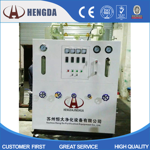 Small Volume and Low Investment Hydrogen Generator