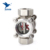 High Quality Square shape impeller flow indicator water flow indictor sight glassFI-S02-1
