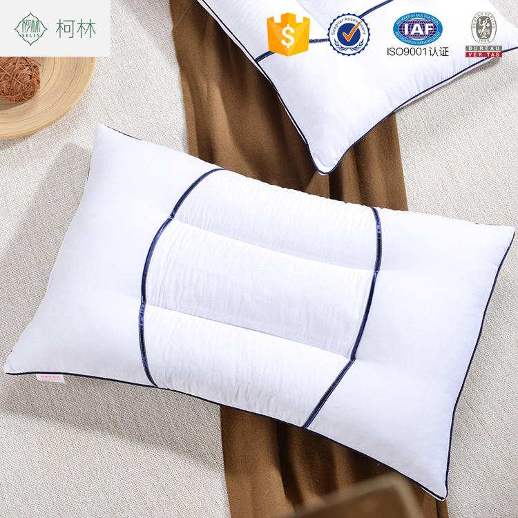 hot selling competitive price health care buckwheat inflatable knitted hotel pillow