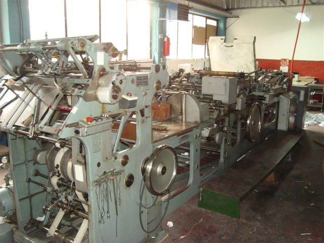 ENVELOPE USED MACHINE