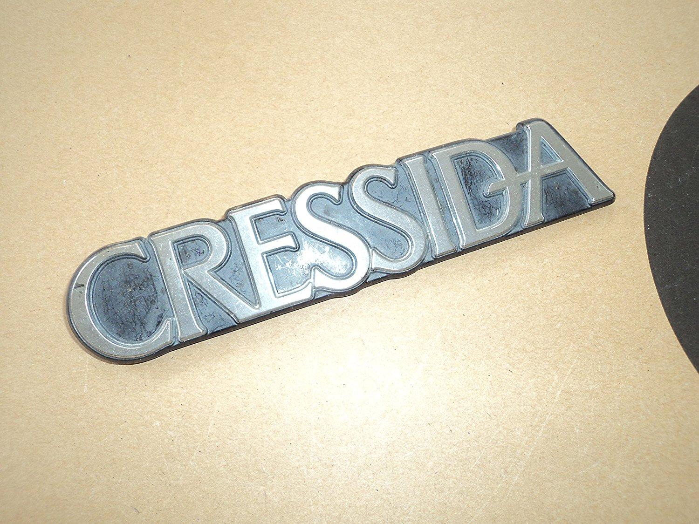 Cheap Toyota Cressida Starter Find Deals On 1989 Fenders Get Quotations Sedan Trunk Used Emblem Script