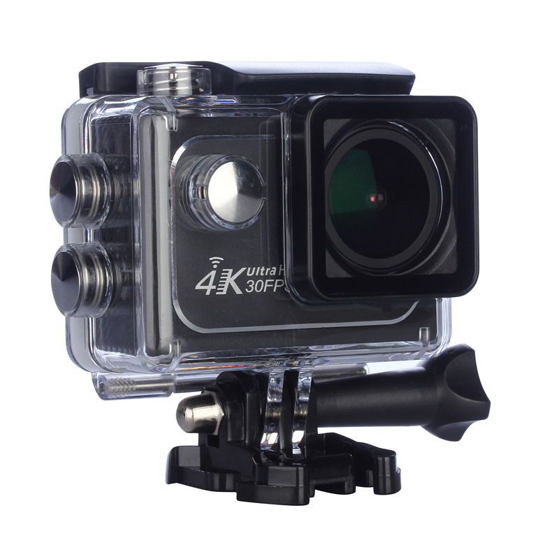 Hot sale 2017 Full HD 1080P Sports Action Camera 2.0 Inch Screen Waterproof Mini DV Camcorder