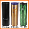 Custom 500ML stainless steel thermal travel mug replacement lid/starbucks travel coffee mug thermo cup mug