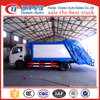 4x2 garbage truck with hydraulic pump and dongfeng chassis